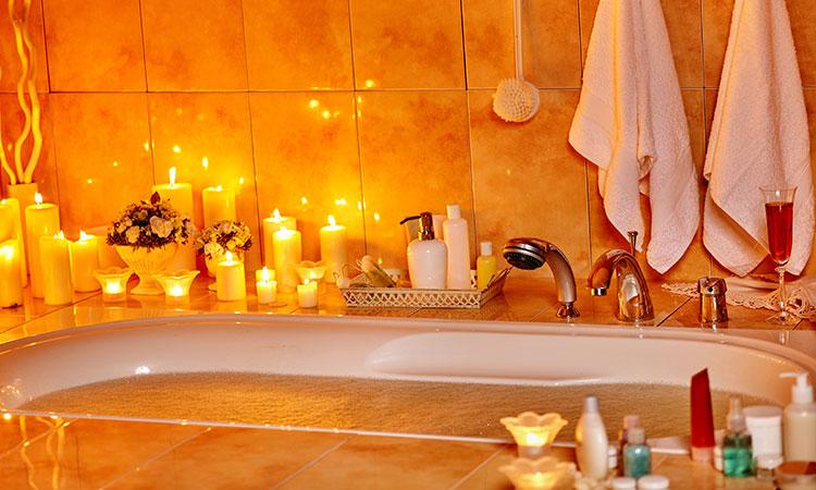 bathroom-candles