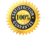 Grout Cleaning service guarantee logo