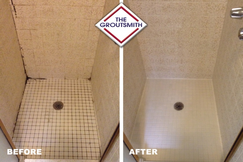Shower Tile Grout Cleaning Ba Mar16 1